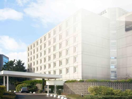Novotel Paris Charles de Gaulle Airport : Hotel near Survilliers