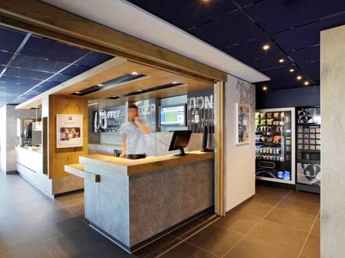 ibis budget Manosque Cadarache : Hotel near Sainte-Tulle