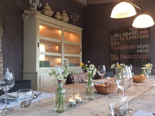 L' Olive, little house : Guest accommodation near Abjat-sur-Bandiat