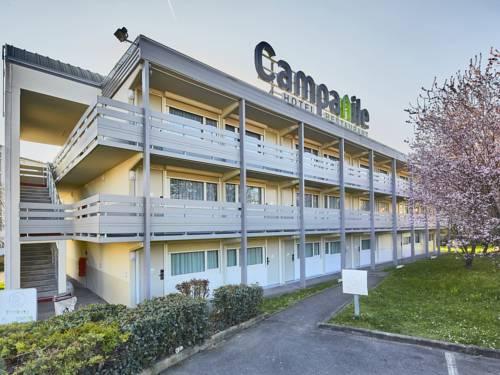 Campanile Chelles : Hotel near Brou-sur-Chantereine