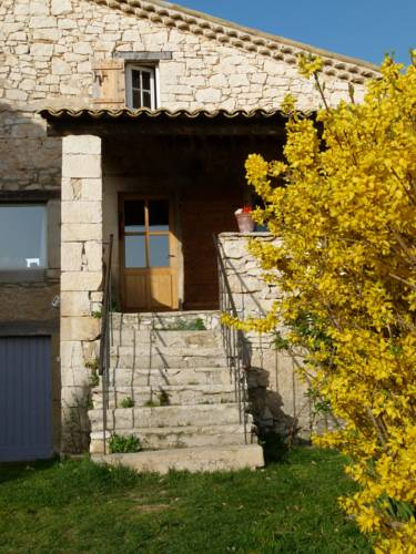 La Bastide du Garri : Bed and Breakfast near Revest-du-Bion