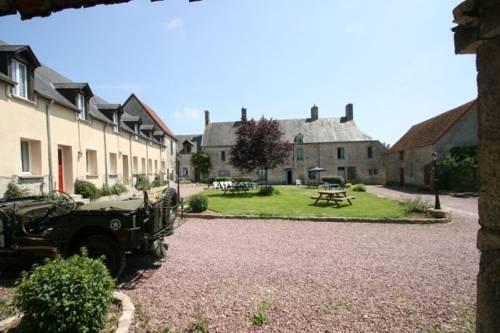 Ferme Delaunay : Guest accommodation near Angoville-au-Plain