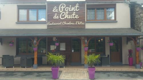 Le point De Chute : Guest accommodation near Monthermé