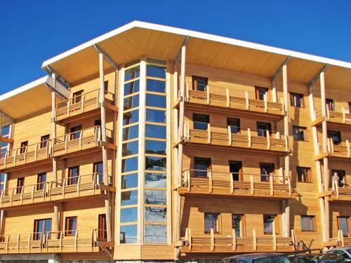 Apartment Les Balcons du Recoin.3 : Apartment near Chamrousse