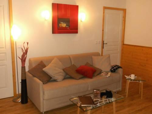 Apartment Les Balcons du Recoin.1 : Apartment near Chamrousse