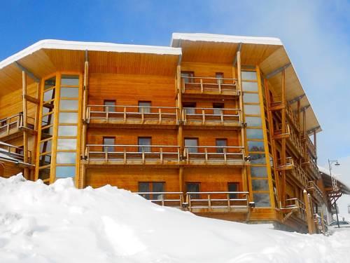Apartment Les Balcons du Recoin.2 : Apartment near Chamrousse