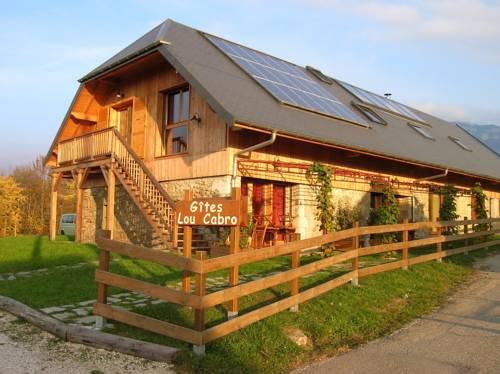 Le Solant : Guest accommodation near Le Noyer
