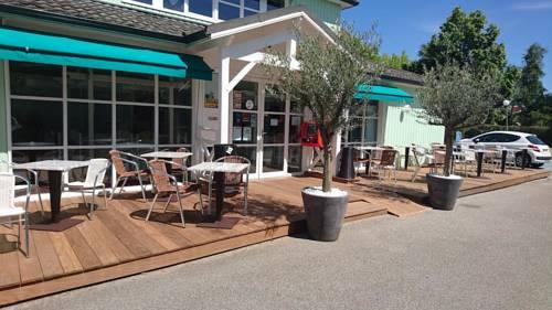 Fasthotel Bourg En Bresse : Hotel near Montracol