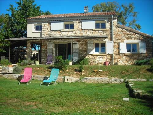 bastide du pizon : Guest accommodation near Lagorce