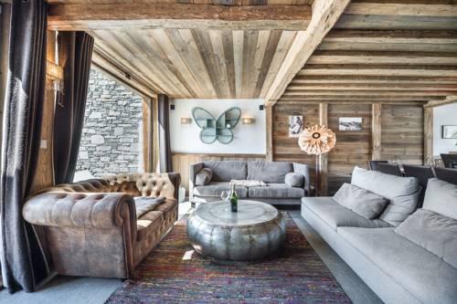 Chalet Silvretta : Guest accommodation near Val-d'Isère