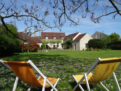 Chambres d'Hôtes de Cilia : Bed and Breakfast near Béthisy-Saint-Martin