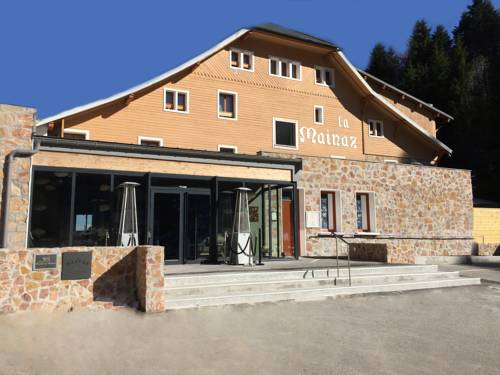 La Mainaz Hotel Restaurant & Resort Gex/Genève : Hotel near Gex