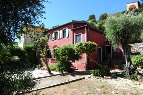 Villa La Salicorne : Guest accommodation near Saint-Jean-Cap-Ferrat