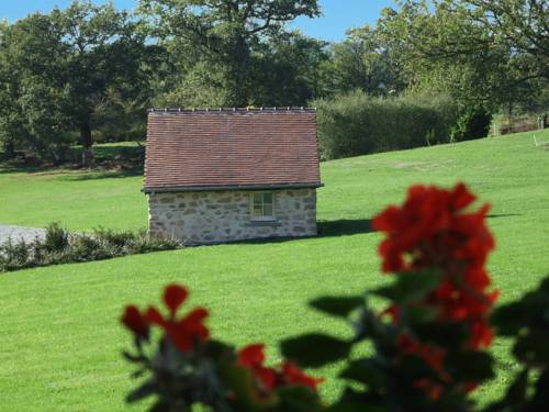 Domaine La Dure : Guest accommodation near Saint-Genest