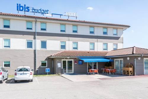 ibis budget Amberieu en Bugey/Chateau Gaillard A42 : Hotel near Druillat