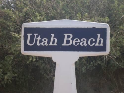 Utah Beach : Bed and Breakfast near Audouville-la-Hubert