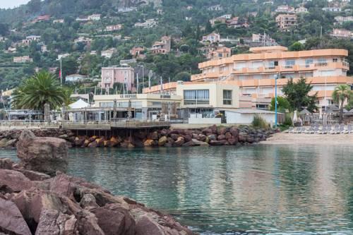 Riviera Beach Hotel : Hotel near Théoule-sur-Mer