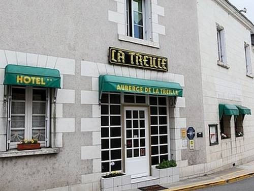 Auberge de la Treille : Hotel near Athée-sur-Cher
