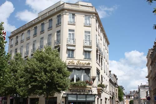 Golden Tulip Reims l'Univers : Hotel near Reims