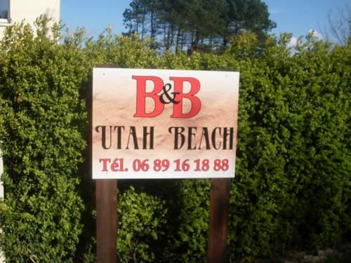 Sarl B&B Utah Beach : Bed and Breakfast near Audouville-la-Hubert