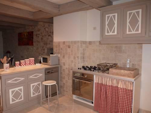 Gîte de charme la Marie Jaque : Guest accommodation near Saint-Jean-le-Vieux