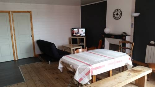 Appartement proche centre ville : Apartment near Granville