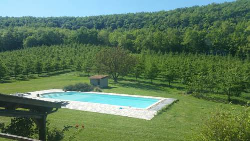 Domaine Lamartinie : Guest accommodation near Auradou