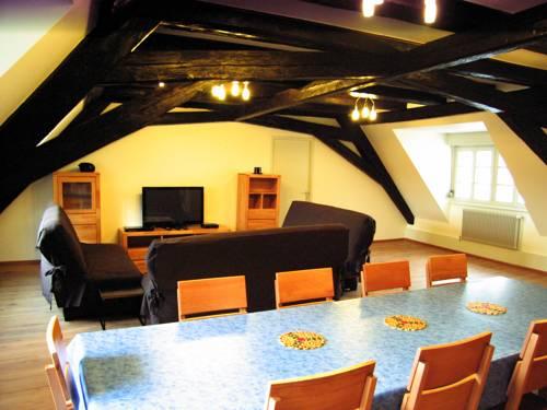 Aux Bijoux de Colmar - Le Saphir : Apartment near Colmar