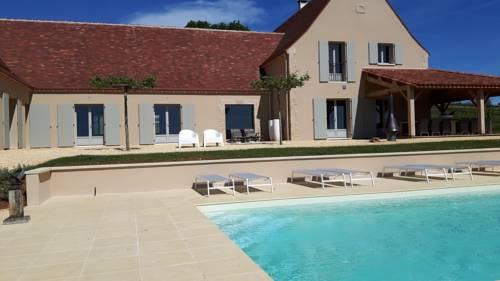 La Douce Dordogne : Bed and Breakfast near Audrix