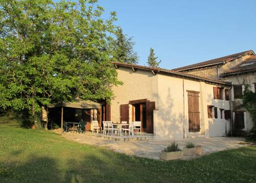 Villa Le Bourg : Guest accommodation near Allemans