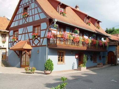 Hotel Restaurant Lauth Scharrachbergheim