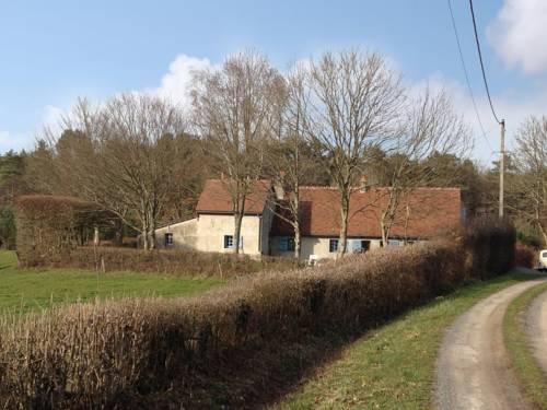 La Nocle Maulaix : Guest accommodation near Avrée