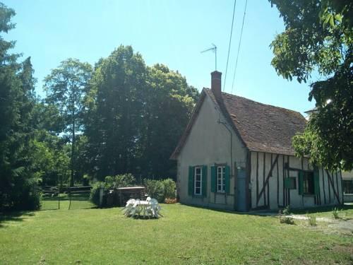 Le P tit Roy : Guest accommodation near Aubigny