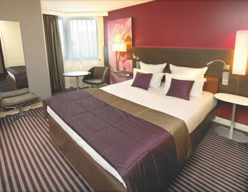 Mercure Reims Centre Cathédrale : Hotel near Reims