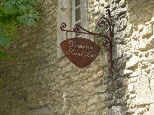 Domaine Saint Luc : Bed and Breakfast near Solérieux