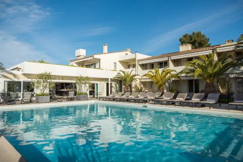Hotel Crystal Cagnes Sur Mer