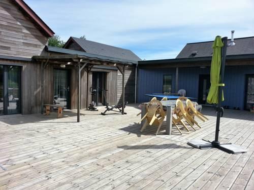 Le petit Venton : Guest accommodation near Aviré