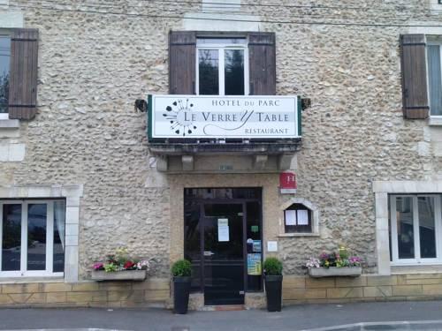 Hotel du parc : Hotel near Église-Neuve-de-Vergt