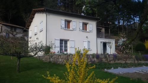 Gite AURIVES : Apartment near Accons