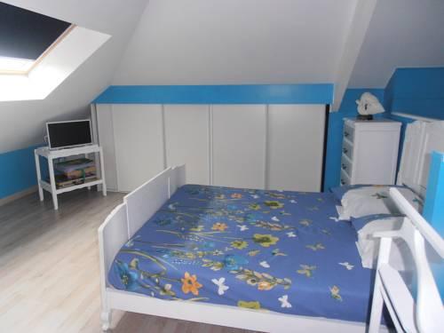 maison entre mer et campagne : Guest accommodation near Theix