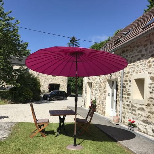 Domaine de la Boudière : Bed and Breakfast near Coutances