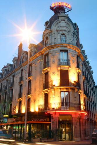 Hôtel Restaurant Le Regina : Hotel near Haute-Loire