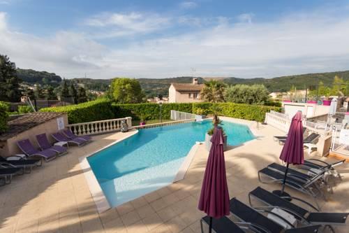 Perla Riviera : Hotel near Villeneuve-Loubet
