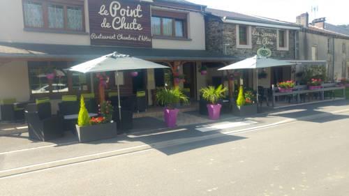 Le point De Chute : Hotel near Tournavaux