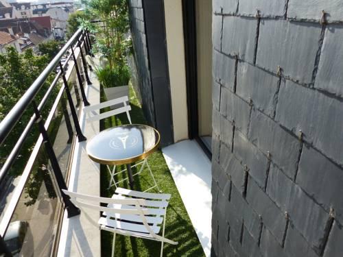 Le studio de la rue Mounié : Hotel near Hauts-de-Seine