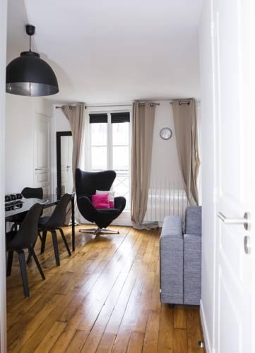 Apart By Jo : Apartment near Mareil-Marly