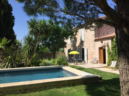 Lodge-Montagnac : Bed and Breakfast near Pinet