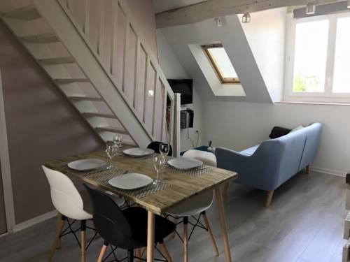 Gite la Bancloque : Apartment near Retheuil