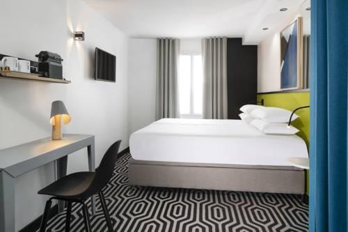 Hotel Pilime : Hotel near Paris 17e Arrondissement