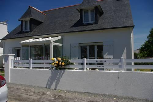 Chambre D'Hôtes La Roche Brune : Bed and Breakfast near Beuzec-Cap-Sizun